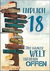 Geburtstagsbilder Zum 18 : sch ne und kurze geburtstagsspr che zum 18 geburtstag ~ A.2002-acura-tl-radio.info Haus und Dekorationen