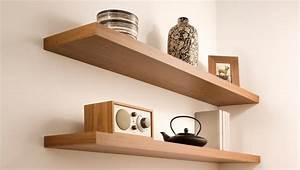Etagere Cuisine Murale : etagere tablette ~ Teatrodelosmanantiales.com Idées de Décoration
