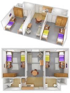 floor plans ecu community