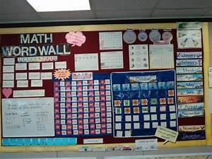 25 best calendar math images on pinterest classroom With bulletin board calendar template
