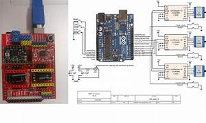 Arduino 3 Axis Cnc Shield Stepper Board Wiring Diagram