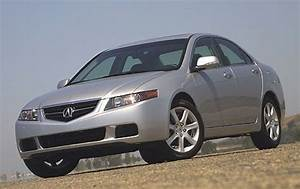 Maintenance Schedule For Acura Tsx