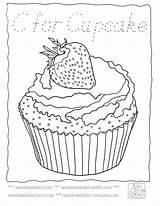 Coloring Cupcake Echo Printable Adult Cupcakes Hard Azcoloring Popular Albuns Recomendadas Enregistree Depuis sketch template