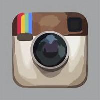 KES instagram  clip art