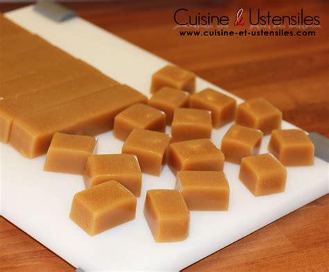 arome cuisine recette caramels au beurre salé le de cuisine et