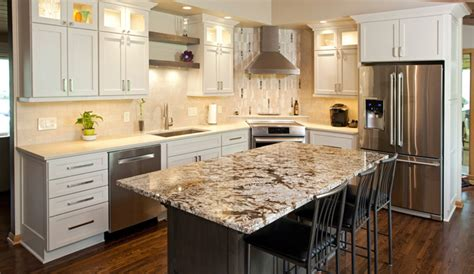 pictures of remodeled kitchens with white cabinets white kitchen with an industrial edge new spaces 9729
