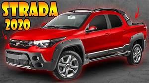 Novo Fiat Strada 2020