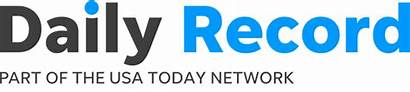 Daily Record Nj Dailyrecord Logos Sports Morris