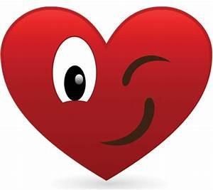 Winking Heart | Symbols & Emoticons
