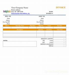 1 2 page invoice template With pages invoice template