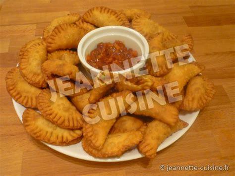 recette de cuisine pour facile pastels de viande beignets à la viande entrée