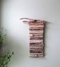 nice art decor wall ideas Creating Nice and Smart Ideas of Driftwood Wall Art - TheyDesign.net - TheyDesign.net