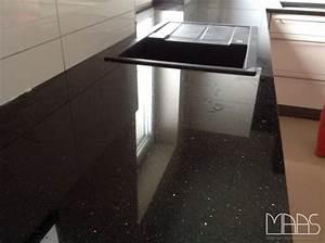 Arbeitsplatten Aus Granit : k ln granit arbeitsplatten star galaxy ~ Michelbontemps.com Haus und Dekorationen