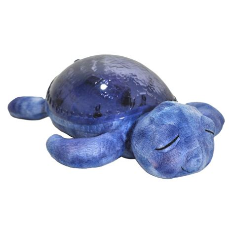 veilleuse projection musicale tortue violette cloud b