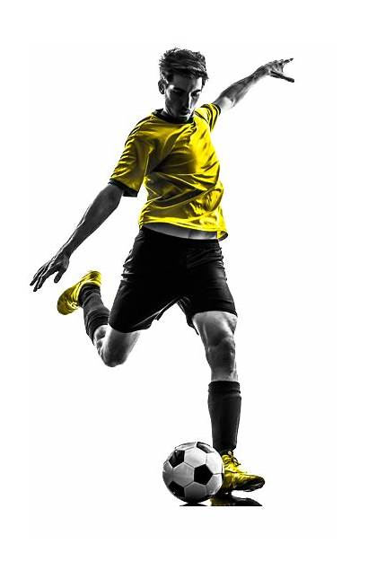 Soccer Football Player Foot Injuries Physiotherapist Injury