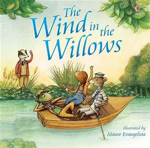 """""""The Wind in the Willows"""" at Usborne Children's Books"""