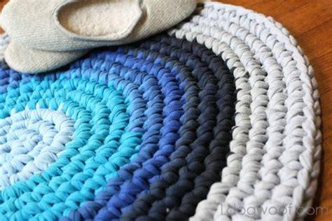 Rag Rugs To Make by Penye Ipten Paspas Modelleri Canım Anne