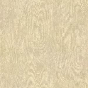 Washington Wallcoverings Brown and Gray Faux Wood Slats ...