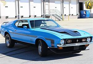 Classic 1971 Ford Mustang Mach 1 for Sale. Price 76 500 USD   Dyler