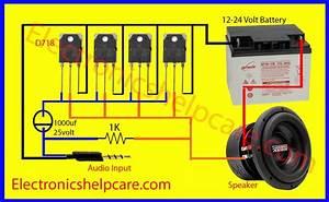 Tv B Gone Circuit Diagram
