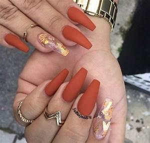 fall nails 40 must try fall nail designs