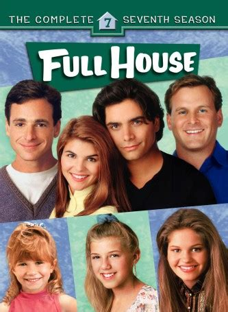"""""""full House"""" The Complete Seventh Season Dvd Review"""