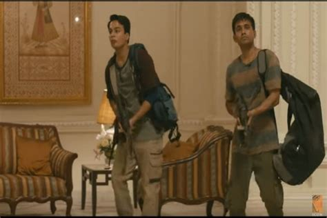 based   attacks anupam khers hotel mumbai teaser