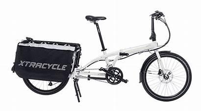 Cargo Bike Xtracycle Node Tern Kickstarter Folding