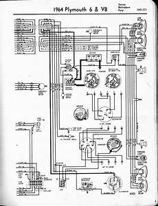 1966 Plymouth Valiant Wiring Diagram