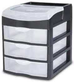 sterilite 2063 3 drawer desktop unit
