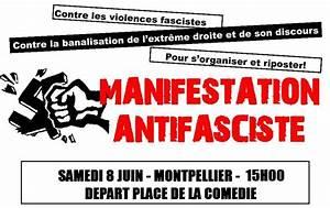 Montpellier On Se Mobilise Contre L39extrme Droite Et Les
