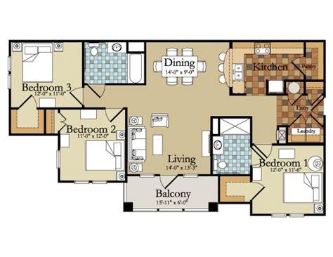 bedroom bungalow plan   plot january  house floor plans