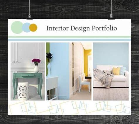 interior design portfolio 11 fabulous ideas to make a professional portfolio cover page