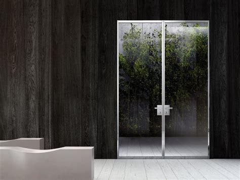 Modern Contemporary Clear Glass Interior Doors