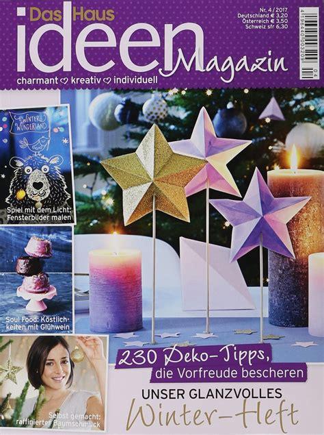 Das Haus Ideen Magazin by Das Haus Ideenmagazin 4 2017 Zeitungen Und Zeitschriften