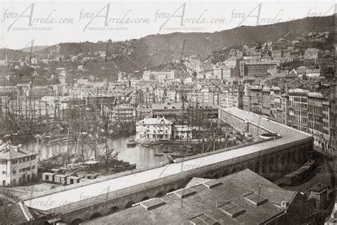 Le Terrazze Genova by Genova Le Terrazze Di Marmo Ed Il Porto Foto D Epoca