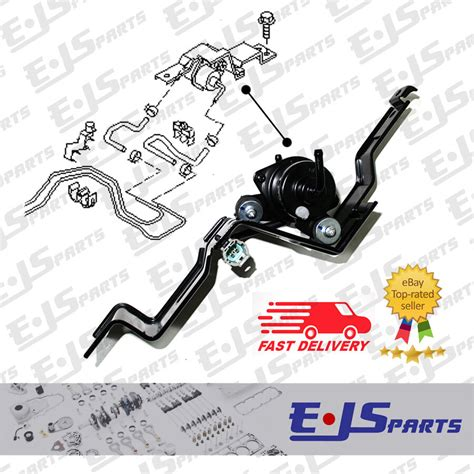 Genuine Rear External Fuel Pump For Nissan Trail Dci