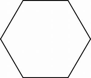 Large Pentagon Shape