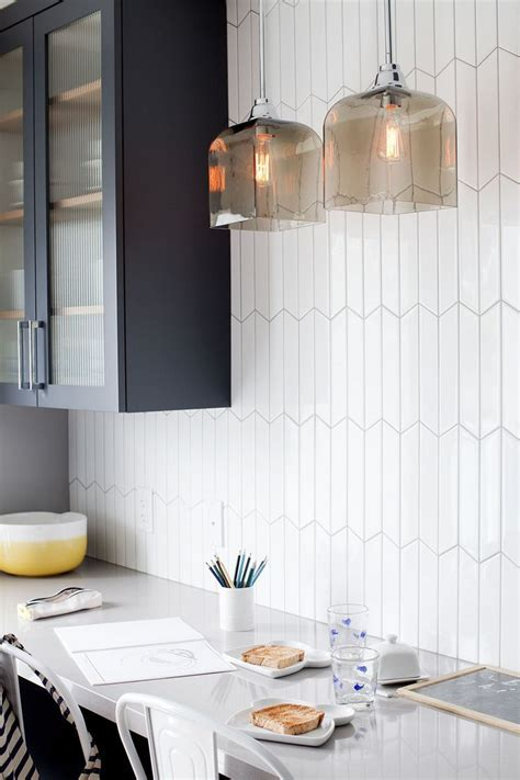Best 25  Chevron tile ideas on Pinterest   Grey and gray