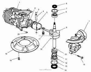 Toro 22043  Recycler Mower  2001  Sn 210000001