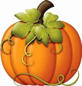 Cute Pumpkin Clipart Free - ClipartXtras