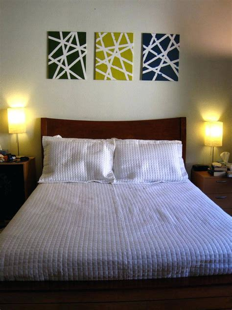 20 Ideas Of Over The Bed Wall Art