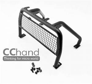 1/10 scale RC Metal Roll rolling rack cage For RC4WD TF2 ...