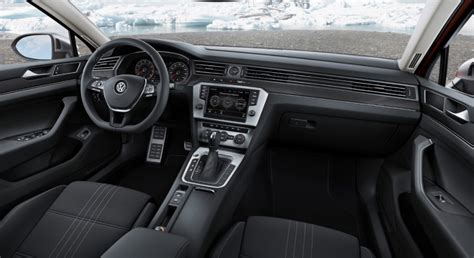 vw passat altrack usa interior specs price review