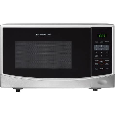 countertop microwave stainless steel frigidaire 0 9 cu ft 900 watt countertop microwave