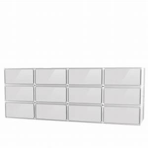 Grand Meuble De Rangement : grand meuble tv avec rangement design de maison et int rieur ~ Teatrodelosmanantiales.com Idées de Décoration