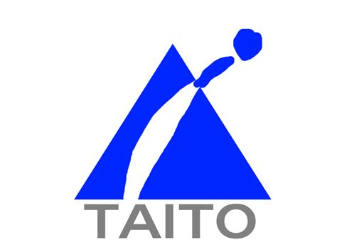 The Taito Logo From 1994 By Mikejeddynsgamer89 On Deviantart