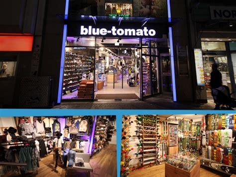 blue tomato köln shops