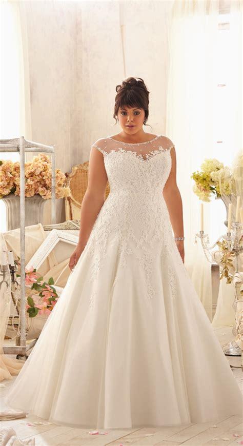 plus size wedding dress i love the top on this Vestidos