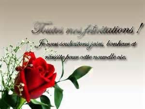 modele felicitation mariage a voir modele felicitation n pour mariage